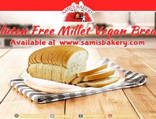 Try Our Gluten Free Millet Vegan Bread