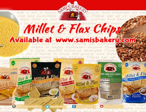 Samis Millet & Flax Chips